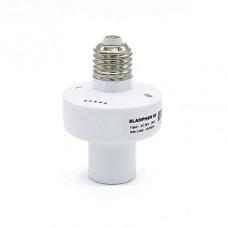 Slampher - Soquete para lampara con WiFi y 433MHz RF