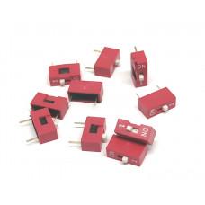Pack de 10 DIP Switch 1P