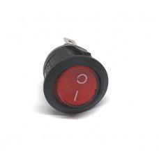 Interruptor Con Luz Piloto 250VAC 6A