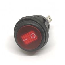 Interruptor Con Luz Piloto 250VAC IP65