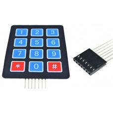 Teclado Matricial (Keypad) 3x4