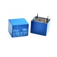 Relé 5V 10A Para Montaje en PCB