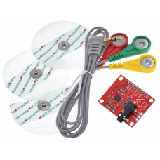 Kit Sensor Pulso Cardíaco ECG AD8232
