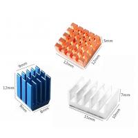 Disipadores de Calor de Aluminio y Cobre para Raspberry PI 4