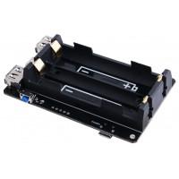 Geeekpi UPS con RTC para Raspberry PI