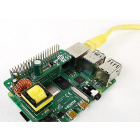 PoE HAT Power Over Ethernet para Raspberry PI 3 Model B+ y PI4
