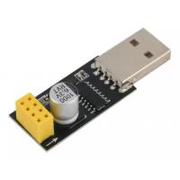 Adaptador USB para ESP8266 ESP-01 y ESP-01S