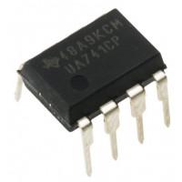 Amplificador Operacional UA741 (LM741)