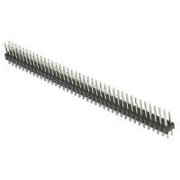 Cabezal Macho 2x40 Pines para PCB Paso 2.54mm