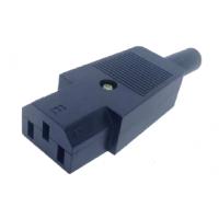 Conector Hembra Poder Volante C13 10A