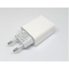 Cargador USB 5V 3A Blanco
