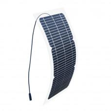 Panel Solar Semiflexible de 10W 18V