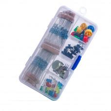 Kit Básico de Componentes Electrónicos