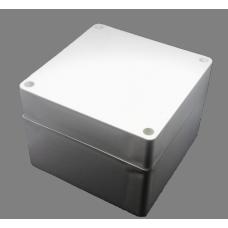Caja Plástica Blanca de 120x120x90mm IP65