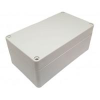 Caja Plástica Blanca de 155x90x65mm IP65