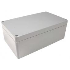 Caja Plástica Blanca de 200x120x75mm IP65