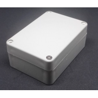 Caja Plástica Blanca de 83x58x35mm IP65