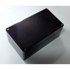 Caja Plástica Negra de 155x90x65mm IP65