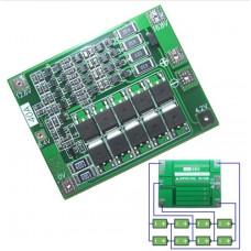 BMS 4S 40A Para Baterías de Litio