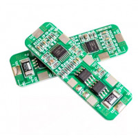 BMS 4S 5A Para Baterías de Litio