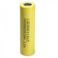 Batería de Litio Li-ion 18650 LG HE4 2500mAh