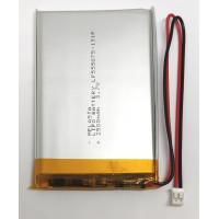 Batería de Litio LiPo 2500mAh 3.7V