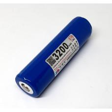 Batería de Litio 18650 de 3200mAh
