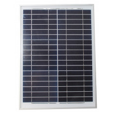 Panel Solar Monocristalino 20W