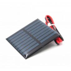Panel Solar 4V 60mA 55x55mm