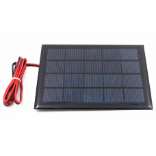 Panel Solar 5V 500mA 130x150mm