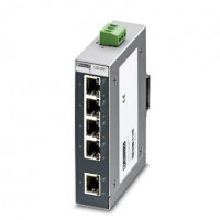 Switch Ethernet Industrial 5 Puertos