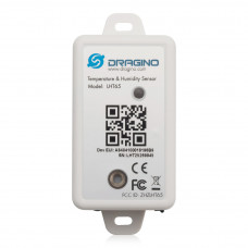 Sensor de Temperatura y Humedad LHT65 LoRaWAN