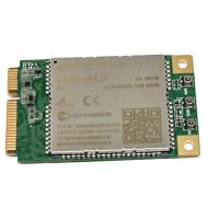 Módulo 4G LTE Quectel EC25-AUX Mini PCIe