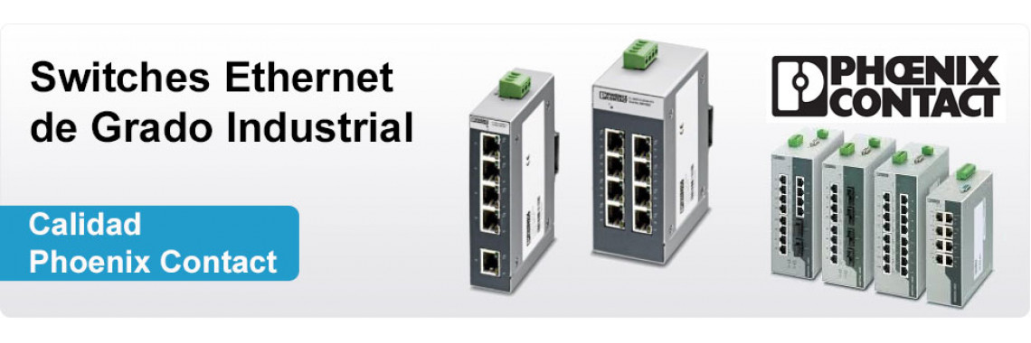 Switches Ethernet Industrial