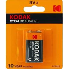 Batería 9V KODAK Xtralife Alkalina