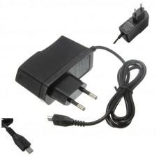 Fuente de Poder 100-240 VAC a 5VDC 2000mA Micro USB