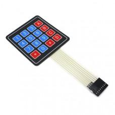 Teclado Matricial (Keypad) 4x4