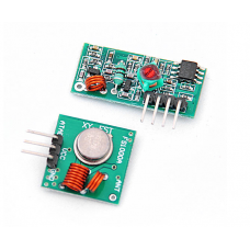 Kit RF 433 Mhz - Transmisor y Receptor