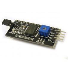 Módulo Adaptador I2C para Display LCD 16x2 (1602) y 20x4 (2004)
