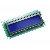 Pantalla LCD 16x2 con Backlight y fondo azul