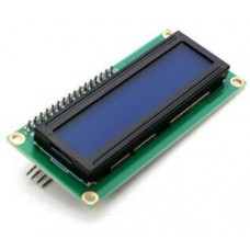 Pantalla LCD i2c 16x2 con Backlight y fondo azul