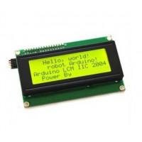 Pantalla LCD 20x4 i2c con Backlight y fondo verde
