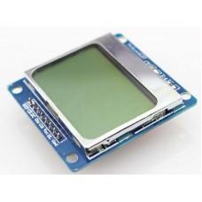 Módulo LCD 84x84 Nokia 5110 con Backlight