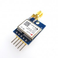 Módulo GPS Ublox Neo 7M SMA