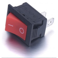 Interruptor Rectangular Mini 250V 6A