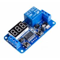 Timer Relé 12V Programable