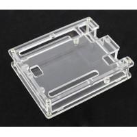 Carcasa Acrílica Transparente para Arduino UNO