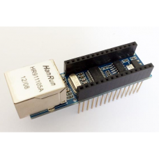 Shield Ethernet ENC28J60 para Arduino Nano