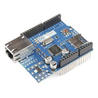Shield Ethernet para Arduino - W5100 WizNet R3