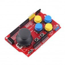 Gamepad Joystick Shield para Arduino